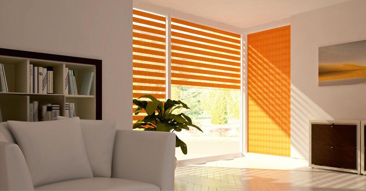 rolety okienne, sypialniane, tekstylne DAKO