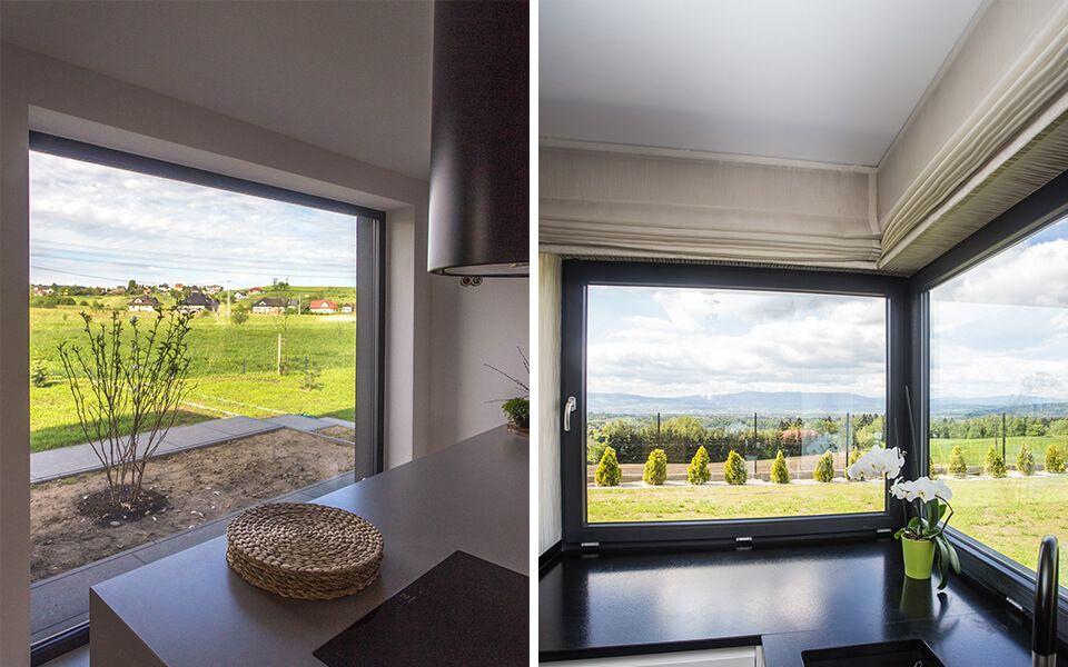 jakie okno wybrać do kuchni
