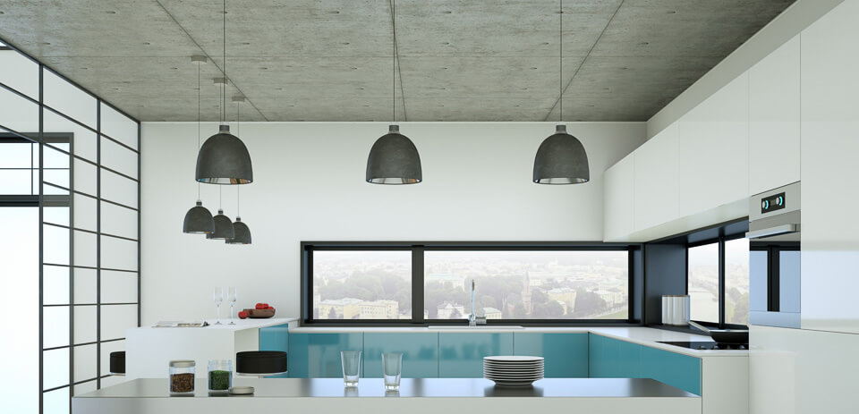 jakie okno do kuchni