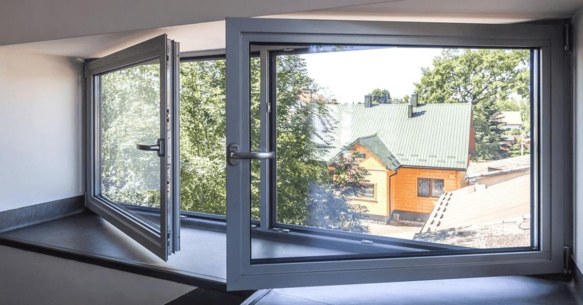 jak dobrze umyć okna