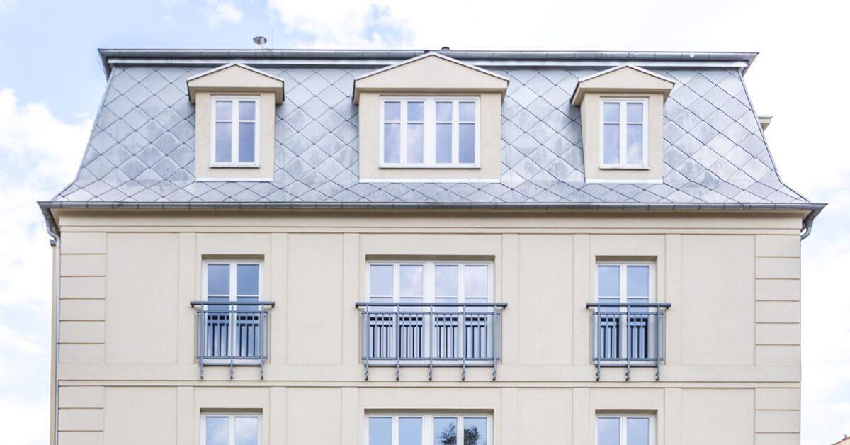 okna DAKO na poddaszu 3