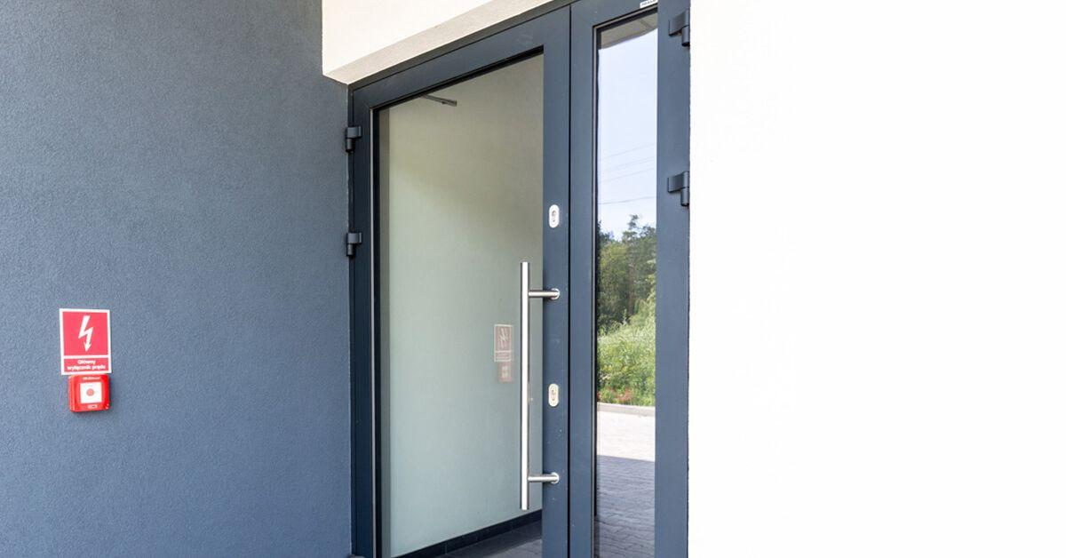 gdzie są wymagane drzwi przeciwpożarowe