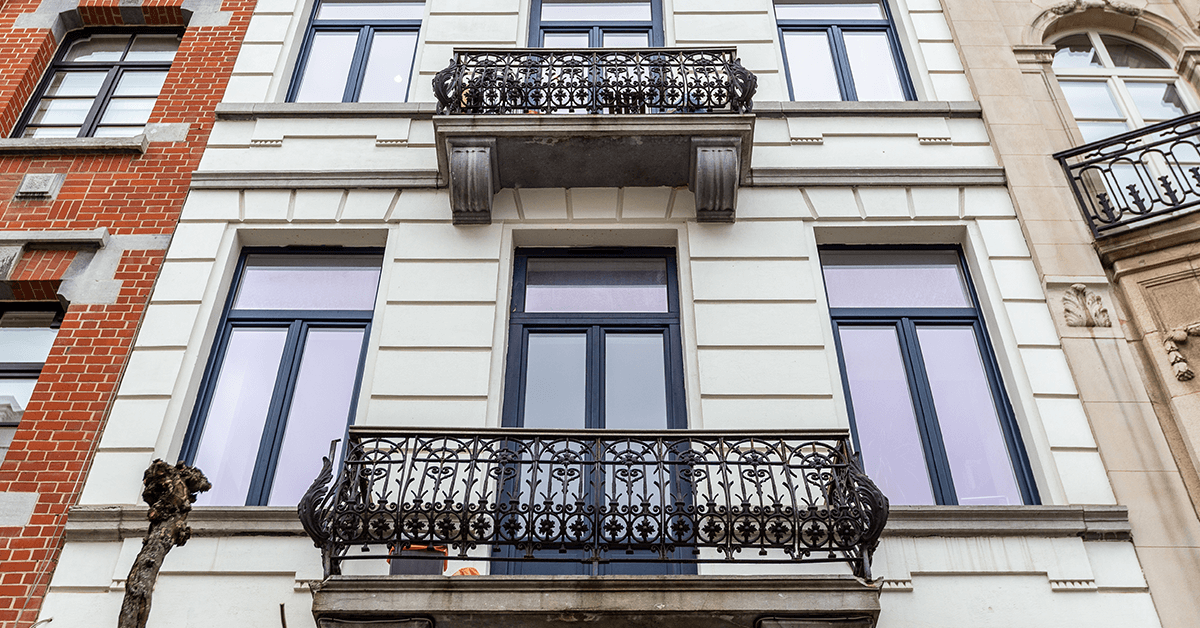 wymiana okien w budynku wpisanym do ewidencji zabytków